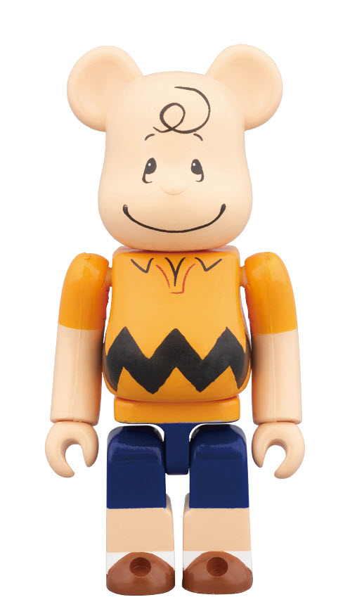 Bearbrick Charlie Brown (100%)