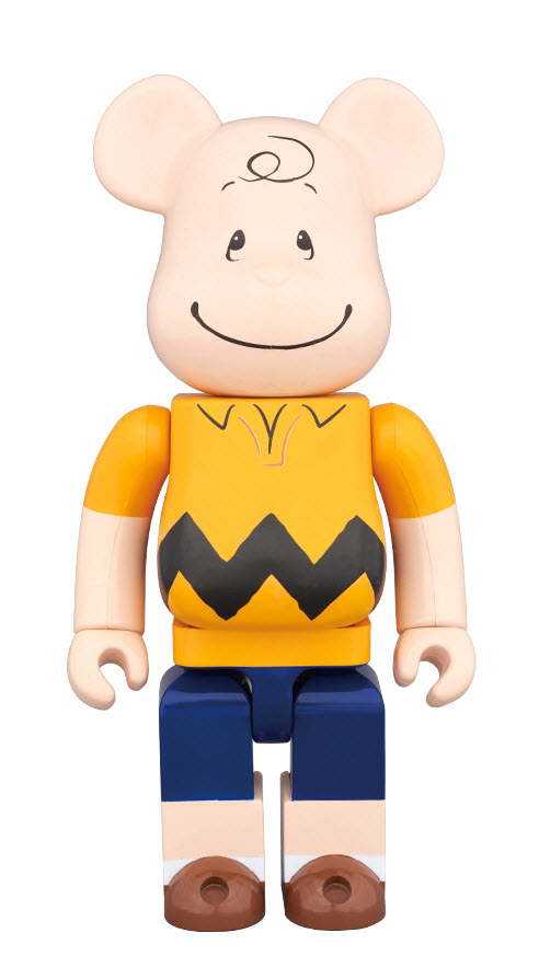 Bearbrick Charlie Brown (400%)