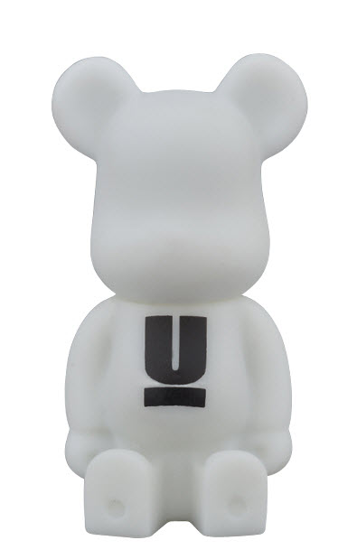 Bearbrick BE@RBRICKGACHA [UNDERCOVER - Sitting] (Other)
