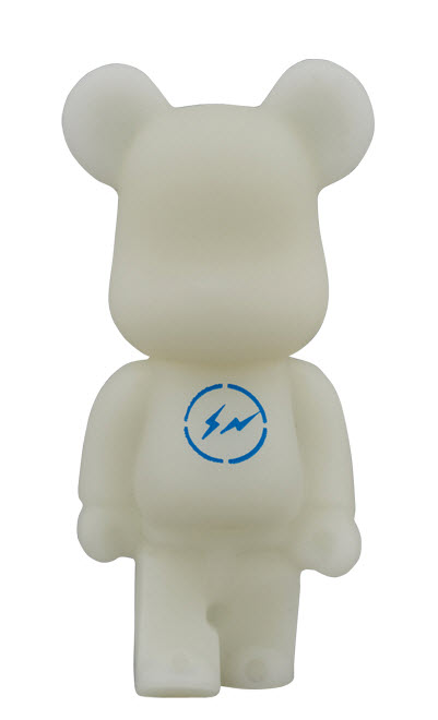 Bearbrick BE@RBRICKGACHA [fragment design - Walking] (Other)