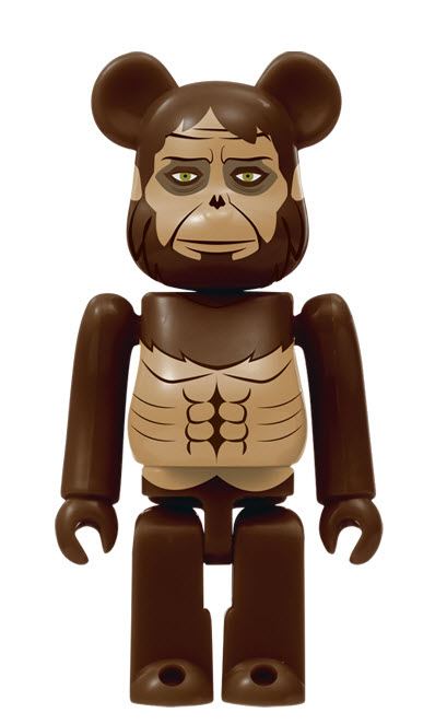 Bearbrick Attack on Titan [Beast Titan] (100%)