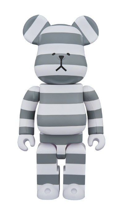 Bearbrick Craftholic (400%)