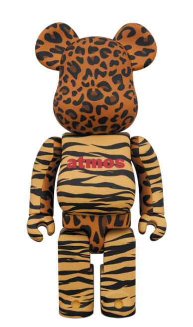 Bearbrick atmos [Animal] (400%)