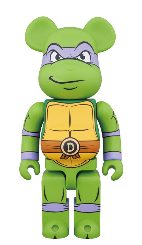 Bearbrick Donatello (400%)