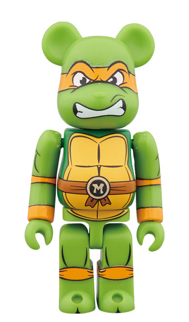 Bearbrick Michelangelo (100%)