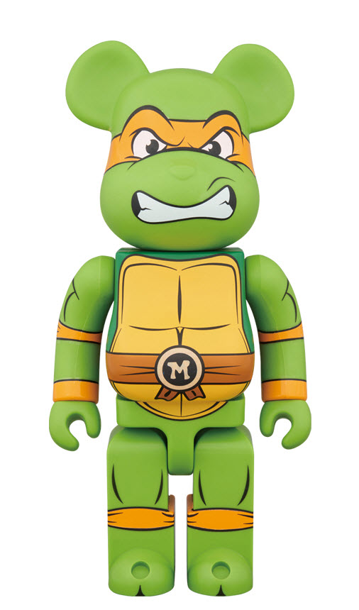 Bearbrick Michelangelo (400%)