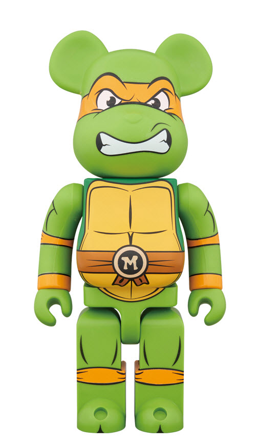 Bearbrick Michelangelo (1000%)