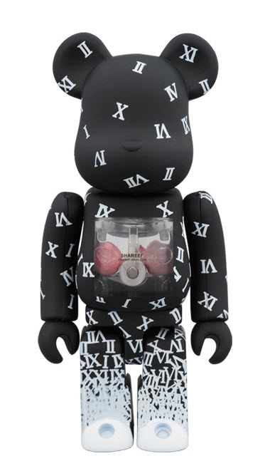 Bearbrick Shareef (100%)