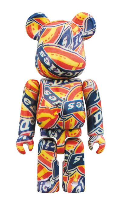 Bearbrick Dickies [95th Anniversary] (100%)