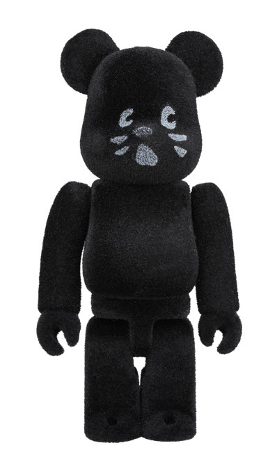 Bearbrick Nya [Flocked Ver.] (100%)