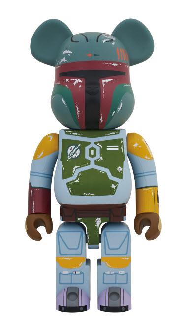 Bearbrick Boba Fett [First Appearance Ver.] (1000%)