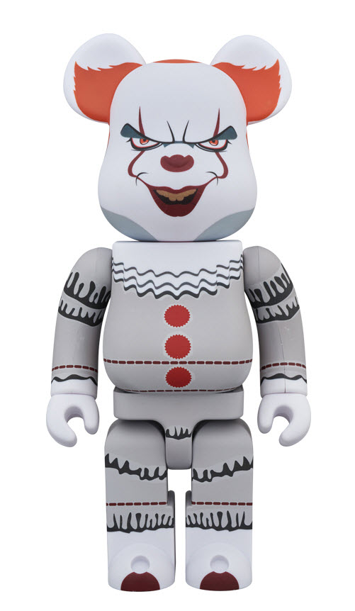 Bearbrick Pennywise (400%)