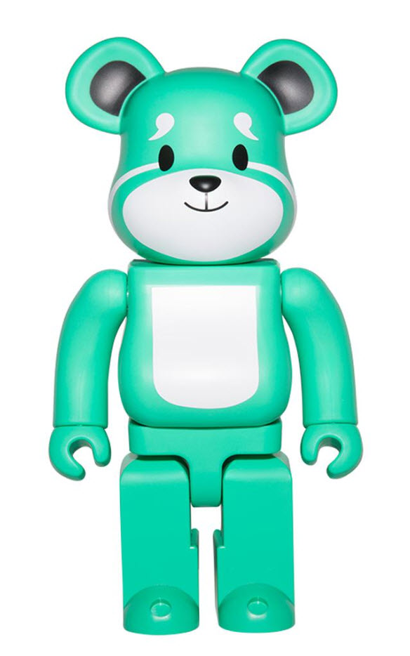 Bearbrick Kiss Land Super Fantastic (100%)